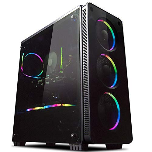 GAMING PC/CPU i5 9400/RAM 16GB/1660 6G/1T+256SSD, MODEL DESKTOP COMPUTER