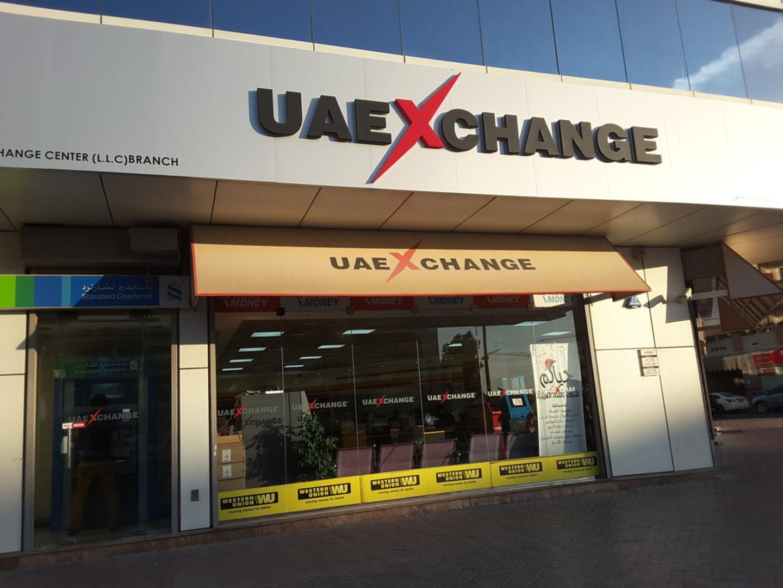 UAE Xchange - Union Metro Station