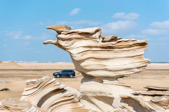 Al wathba Fossil Dunes