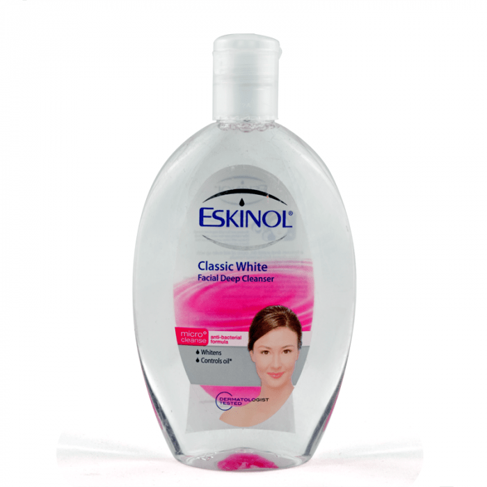 Eskinol Facial Cleanser