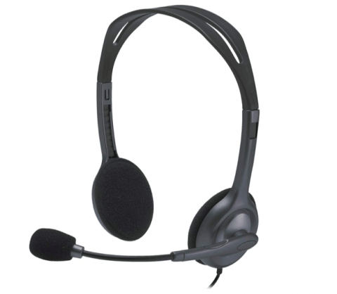 Logitech H111 Wired Headset