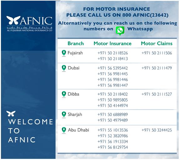 Al Fujairah National Insurance Company