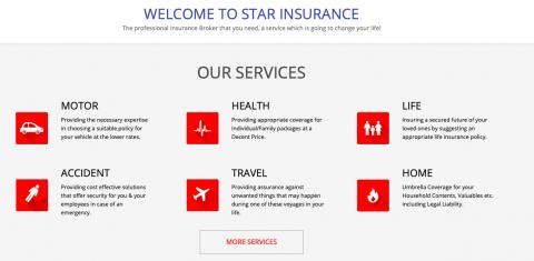 Star Insurance Services Company