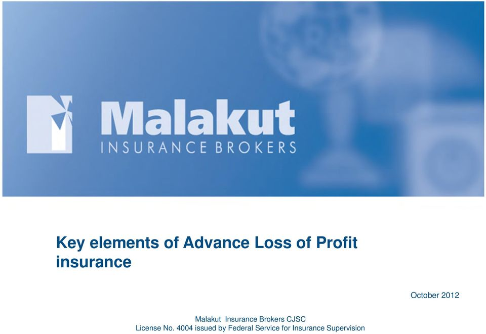 Malakut Insurance Broker
