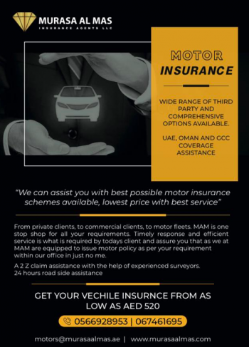 Murasa Al Mas Insurance Agents