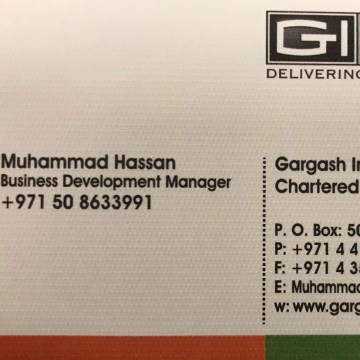 Gargash Insurance Services