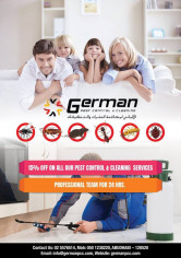 German Pest Control & Cleaning