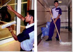 Al Wasl Building Cleaning Maintenance