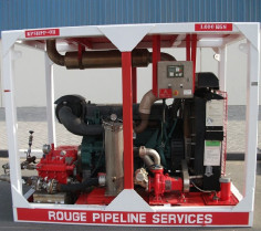 Rouge Pipeline Services