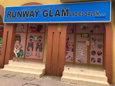 Runway Glam Ladies Salon