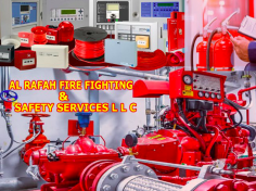 Al Rafah Fire Fighting & Safety services