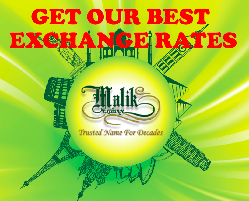 Malik Exchange Naif Area