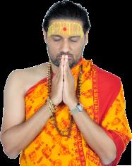 Astrologer Ashish Shastri (Guruji)