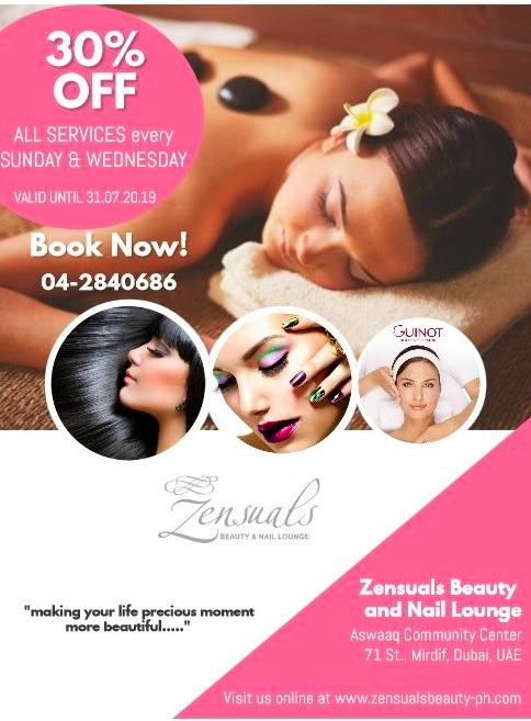 Zensuals Beauty & Nail Lounge