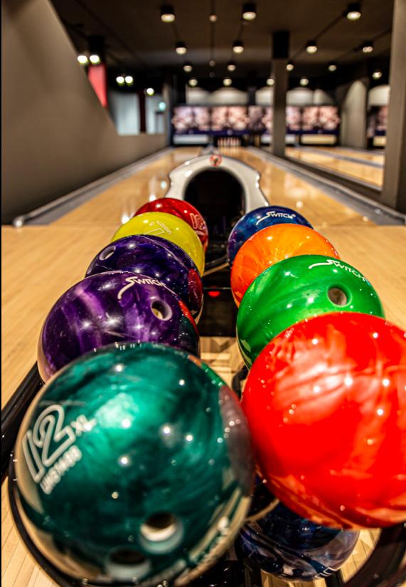 Switch Bowling