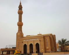 Al Anbiya Mosque